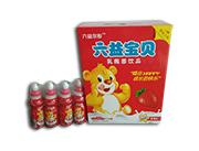 六益尔彤乳酸菌草莓味200ml*16瓶礼盒饮品