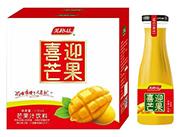 美格丝喜迎芒果芒果汁饮料1.5L×6瓶