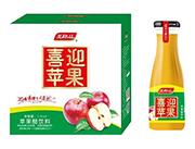 美格丝喜迎苹果苹果醋饮料1.5L×6瓶