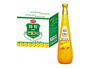 美格丝鲜榨芒果汁饮料825ml×8瓶
