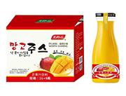 美格丝芒果汁饮料1L×6瓶