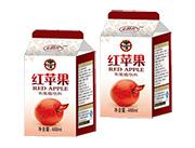 美格丝红苹果苹果醋饮料488ml