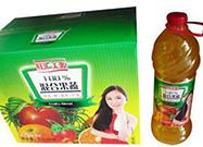鲜汇美源100%混合果蔬2.5L