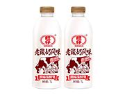 旺仔老酸奶风味发酵乳1L