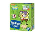 悦味轩蔬菜味婴儿米饼盒装