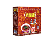 寿星宝豆鼓礼盒