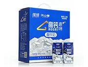 维维天山雪高钙源味酸牛奶200g×12