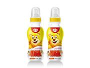 一小一样贝乐熊复合饮品200ml(黄)