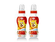 一小一样贝乐熊复合饮品200ml(红)