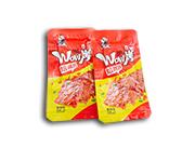 凌妹Wow烤培根片香辣味22克
