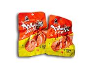 凌妹Wow烤片片肠香辣味22克