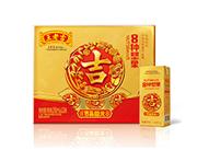 王老吉吉品固元8种坚果250ml×12盒