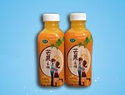 果歌芒果之吻果汁饮料500ml