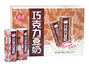 �S�S巧克力豆奶(�F罐)240mlx16