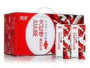 维维天山雪大红枣酸牛奶饮品250ml×18