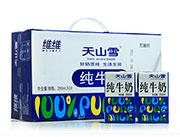 维维天山雪纯牛奶250ml×24