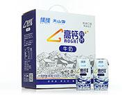 维维天山雪高钙纯纤牛奶(钻石包)200g×12