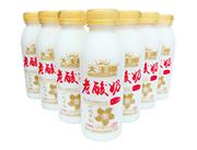 大王椰老酸奶红枣枸杞杀菌型酸奶饮品350ml
