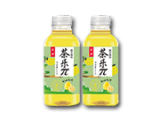 启妙果乐π柚子绿茶500ml