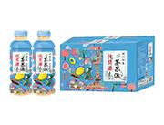 优贝源茶果π柠檬红茶500ml×15瓶