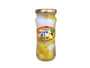 百顺香融融混合水果罐头248g