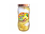 百顺香融融混合水果罐头468g