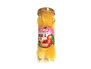 蜜桃罐头水果罐头248g