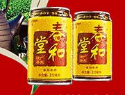 春和堂100%熬制凉茶310ml