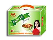 椰星新桂圆八宝粥320g×12罐绿箱装