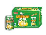 椰星冰糖雪梨汁饮料250ml×12/20/24罐