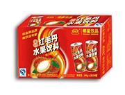 椰星�t毛丹水果�料240g×20/24罐