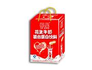 椰星花生牛奶245ml×16罐礼品盒