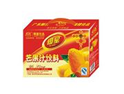 椰星芒果汁�料