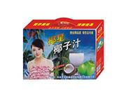 椰星椰子汁箱装