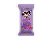 响吃焙烤薯片紫薯原味称重