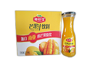 椰好佳芒果汁饮料1L×6瓶