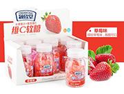 颖欣堂维C软糖草莓味68克