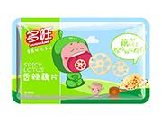 多旺香辣藕片香辣味30g