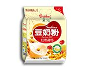 贝汇红枣高钙豆奶粉600克