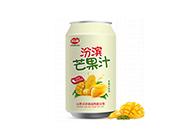 汾滨芒果汁果汁饮料