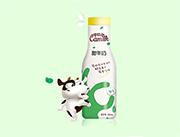 可妙可原味甜牛奶饮品