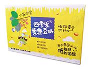 小萌同学四季发营养豆奶240ml