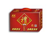 椰星广东凉茶礼盒装310ml×12罐