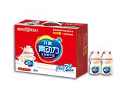国旺仔强开胃胃动力乳酸菌饮品原味100ml箱装