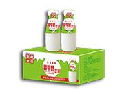 惠康食品甜牛奶280ml×24瓶