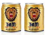 狮豹维生素玛咖功能饮料250ml