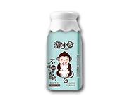 猴小�宀灰谎�的乳酸奶荔枝葡萄复合果味益生菌酸奶380克