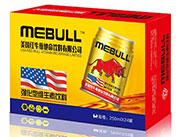 美国红牛强化型维生素饮料250ml×24罐箱装