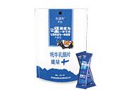 青海湖牦牛乳酪片10克*15袋