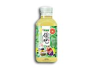 梦娃醒领吧柚子绿茶500ml